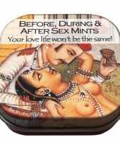 Pepermuntjes in blikje sex mints trend