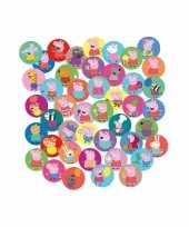 Peppa pig papieren confetti 2 cm 30 gram trend