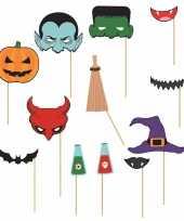 Photoprops halloween 12 stuks trend