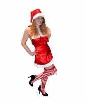 Pin up kerstjurkje voor dames trend