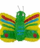 Pinatas vlinder gekleurd trend