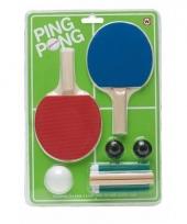 Ping pong kantoor setje mini trend
