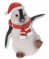 Pinguin beeldje 10 cm type 2 trend