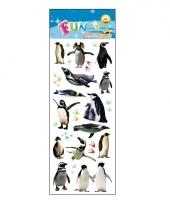 Pinguins stickervellen trend