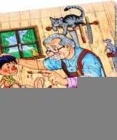 Pinokkio puzzels met 20 stukjes trend