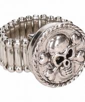 Piraten chunk ring voor volwassenen trend 10086189