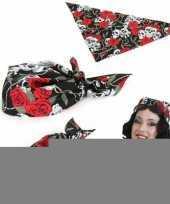Piraten hoofddoeken trend