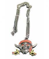 Piraten ketting trend
