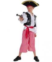 Piraten kostuum kinderen trend