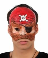 Piraten maskertjes trend