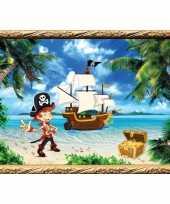 Piraten poster kinder kapitein trend