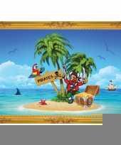 Piraten poster pirateneiland trend