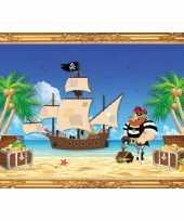 Piraten poster roodbaard trend
