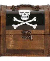 Piraten schatkistje 11 cm trend