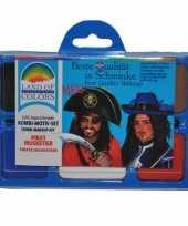 Piraten schmink setje trend