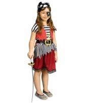 Piraten thema jurk voor meiden trend 10078854