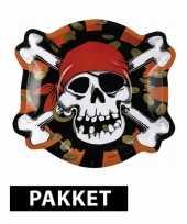Piraten versiering pakket trend