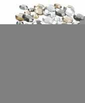 Plak diamantjes steentjes mix set 1080 stuks trend