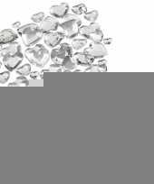 Plak hartjes steentjes mix set 504 stuks trend