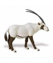 Plastic arabische oryx antilope 11 cm trend