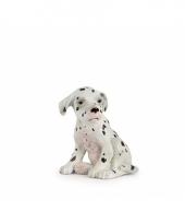 Plastic dalmatier pup 2 cm trend