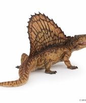 Plastic dimetrodon dinosaurus 16 cm trend
