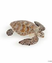 Plastic karetschildpad 7 5 cm trend
