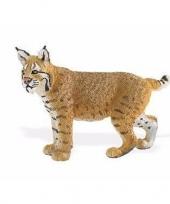 Plastic rode lynx 7 cm trend