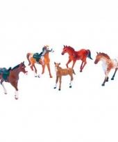 Plastic speelgoed paardjes trend