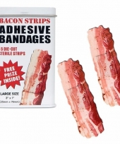 Pleisters bacon trend