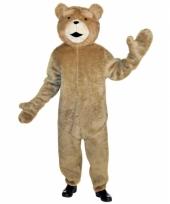 Pluche beren kostuum ted trend