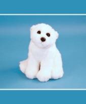 Pluche ijsberen 23 cm trend