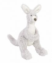 Pluche kangoeroe knuffel kayo 20 cm trend