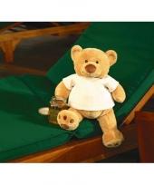 Pluche knuffel beren met t-shirt trend
