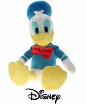 Pluche knuffel donald duck 35 cm trend