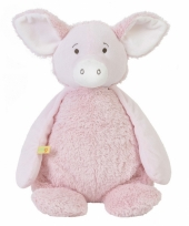 Pluche knuffel varkens 30 cm trend