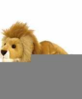 Pluche leeuwen knuffel 30 cm trend