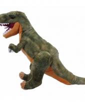 Pluche mega t rex dino knuffel 76 cm trend