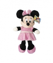 Pluche minnie mouse knuffel 50 cm trend