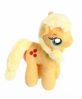 Pluche my little pony applejack knuffel 17 cm trend