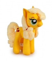 Pluche my little pony applejack knuffel 24 cm trend