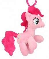 Pluche my little pony knuffel pinkie pie roze 8 cm trend