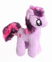 Pluche my little pony twilight sparkle knuffel 17 cm trend