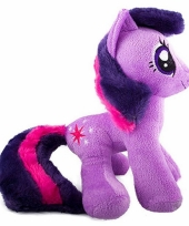 Pluche my little pony twilight sparkle knuffel 24 cm trend