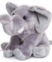 Pluche olifanten knuffel 25 cm trend