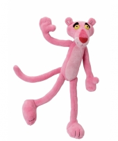 Pluche pink panther knuffel 22 cm trend