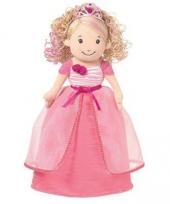 Pluche prinsessen popje trend