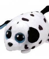 Pluche ty teeny dalmatier knuffeltje 10 cm trend
