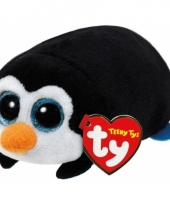 Pluche ty teeny pinguin knuffeltje 10 cm trend