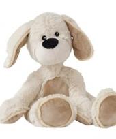 Pluche warmte knuffel hond trend